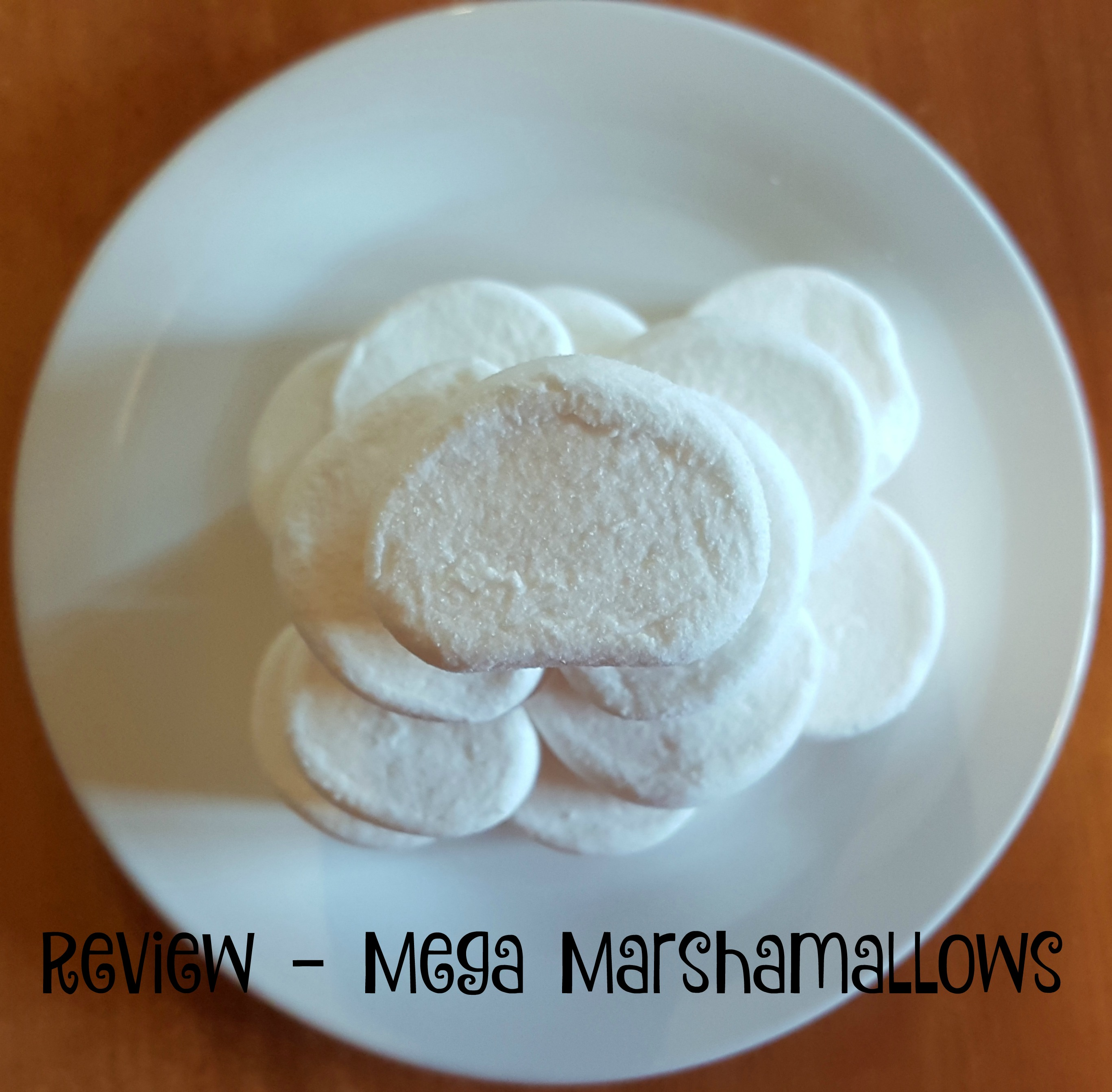 Mega Marshmallows review - NSIWE