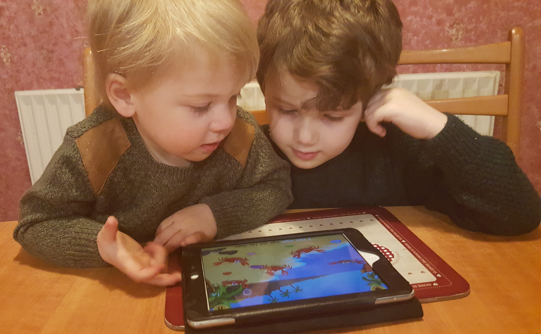 Kidloland nursery rhymes app