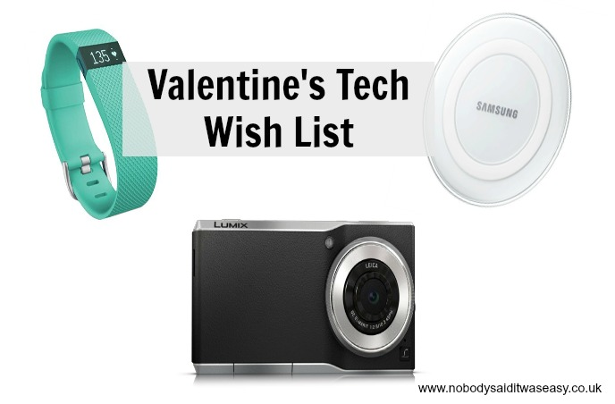 Valentine's tech wish list