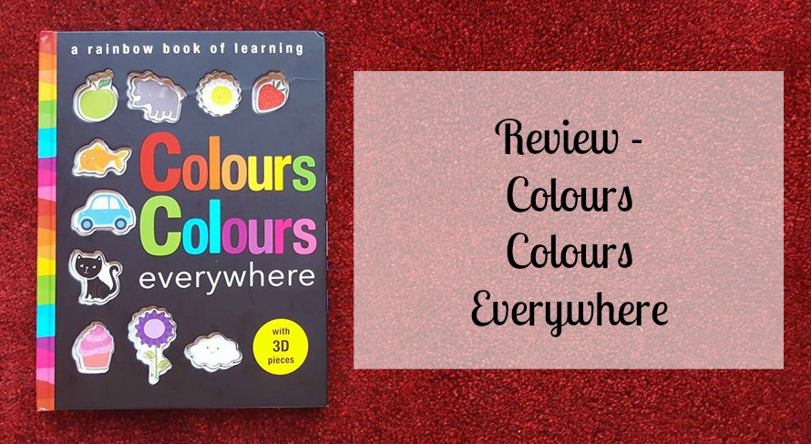 Colours Colours Everywhere review