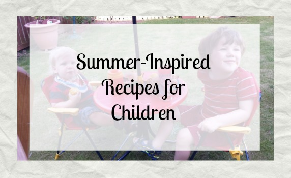 Summer-Inspired Recipes for Children
