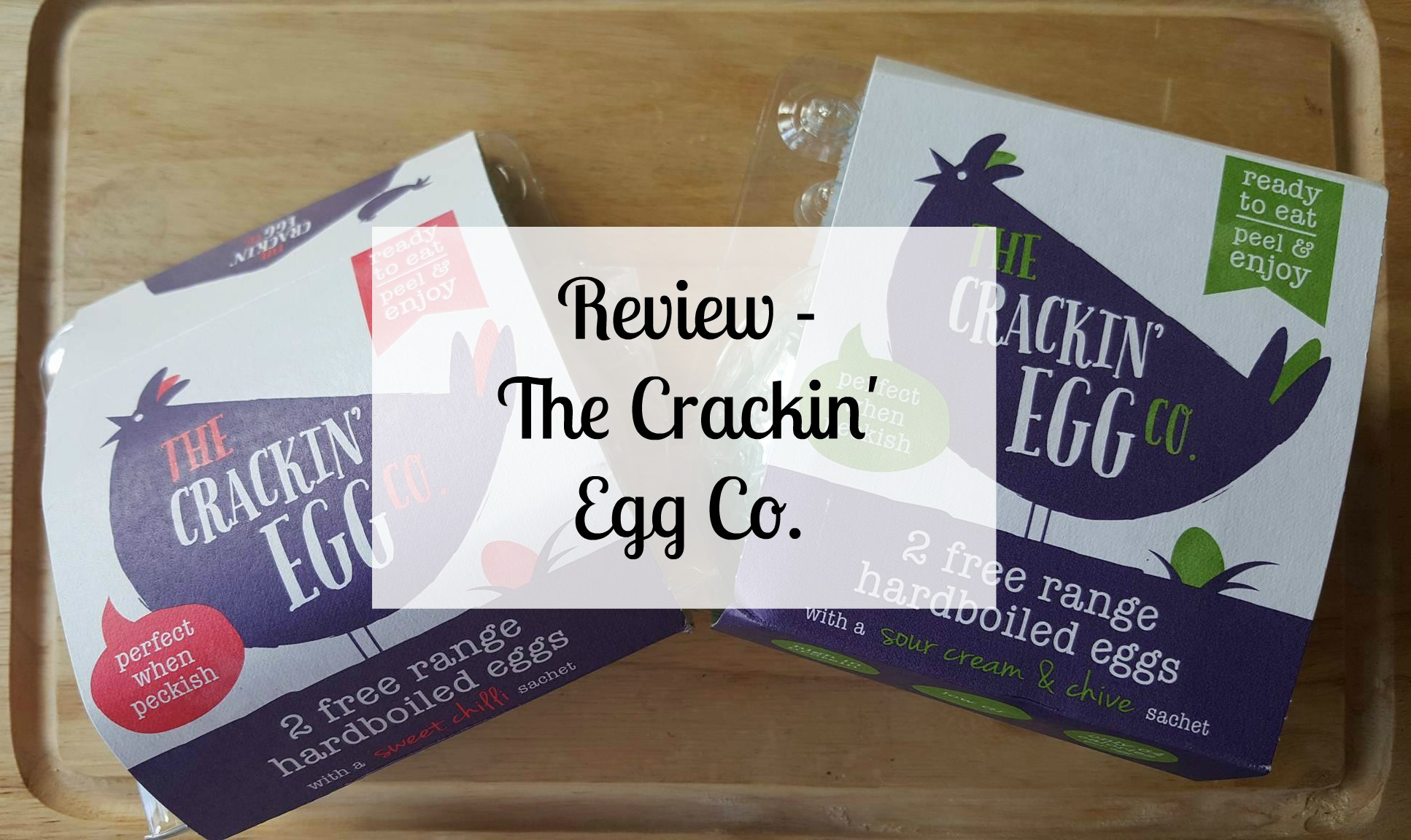 The Crackin' Egg Co. review