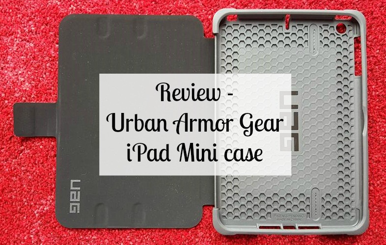 Urban Armor Gear iPad mini case review - NSIWE