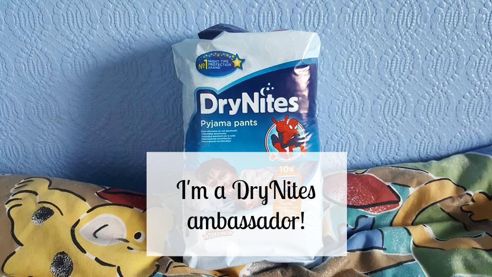 DryNites ambassador