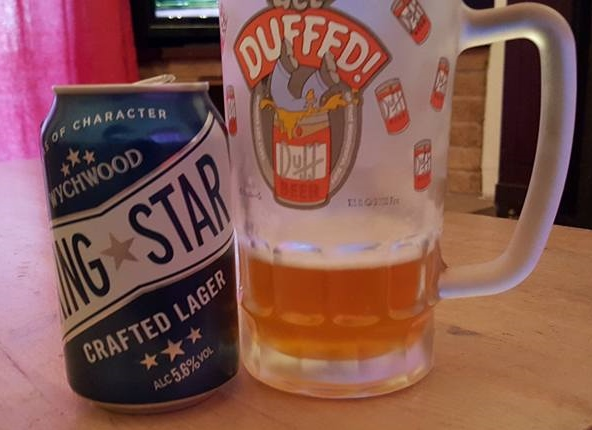 Degustabox Marstons King Star Crafted Lager