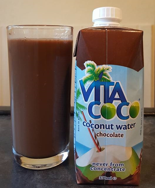 Vita Coco chocolate coconut water