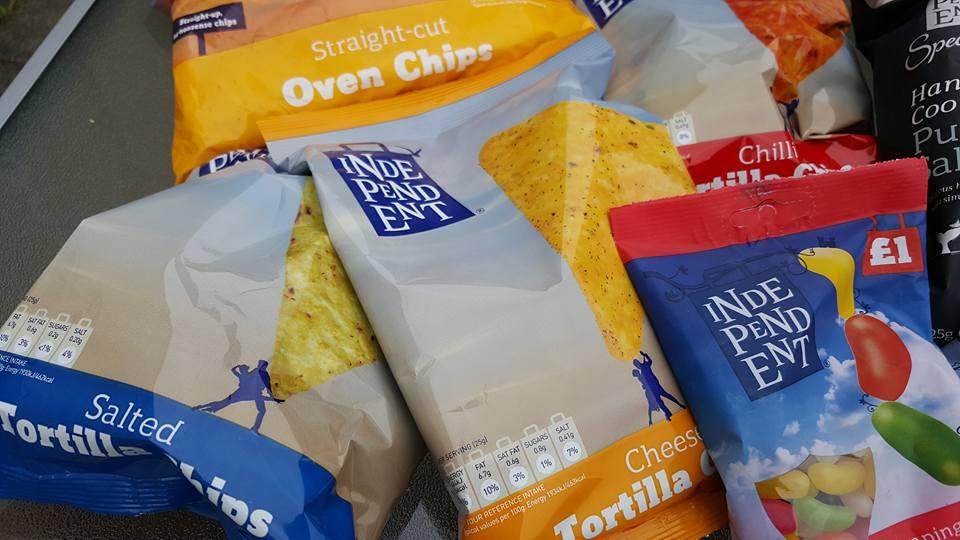 A Costcutter summer review, tortilla chips