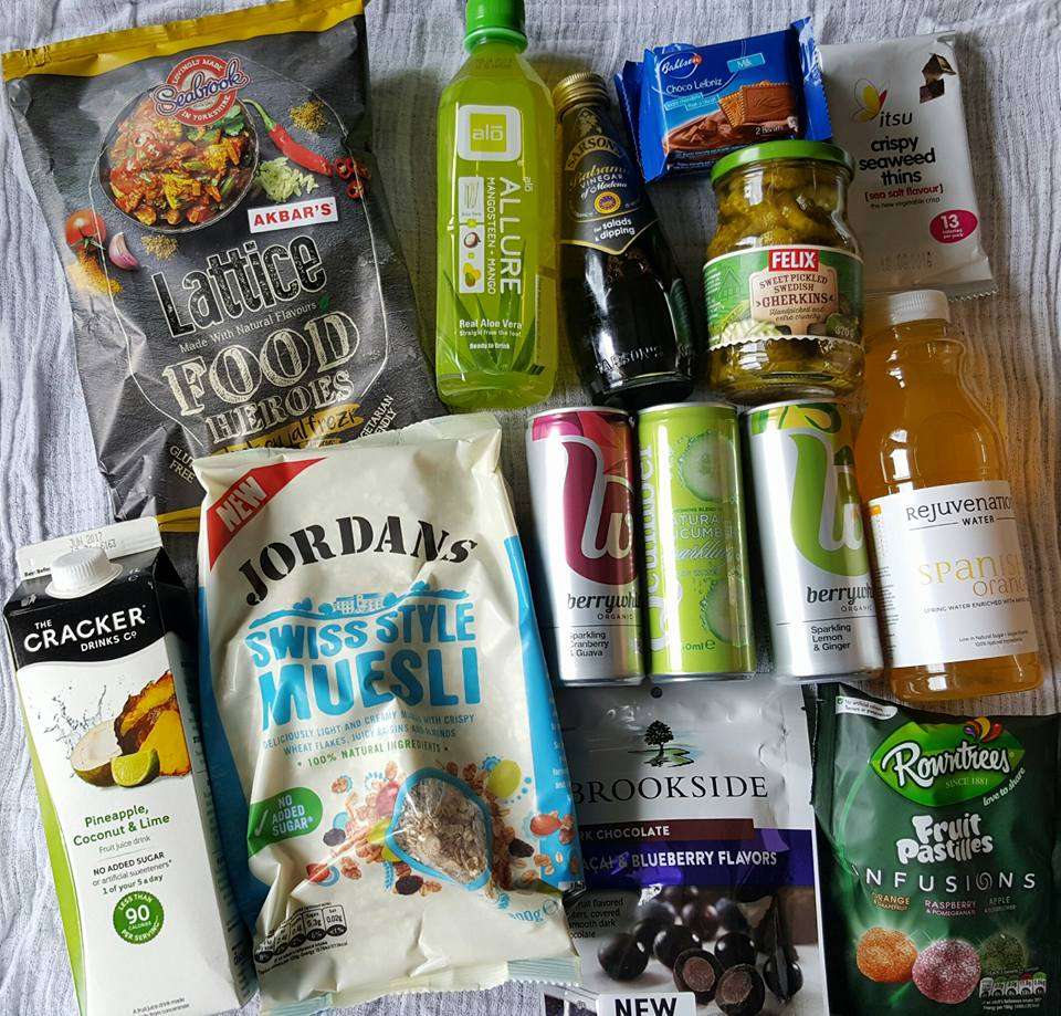 July Degustabox