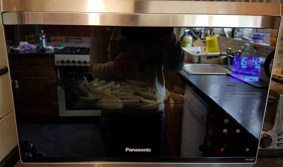 Panasonic Steam Combi Oven - First Impressions