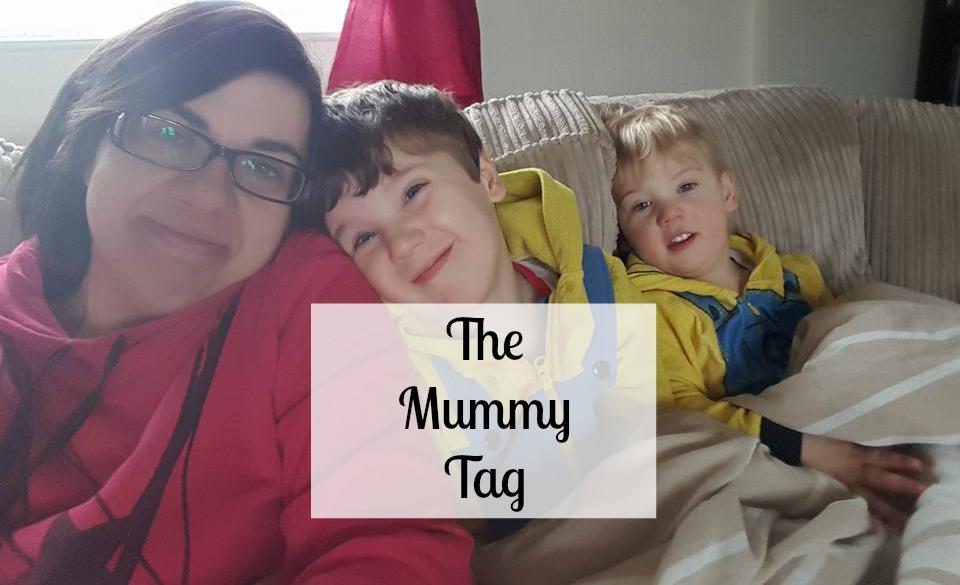 The Mummy Tag - NSIWE