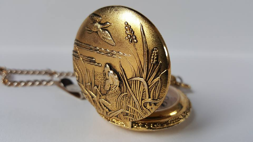 Our jewellery loves - pocketwatch