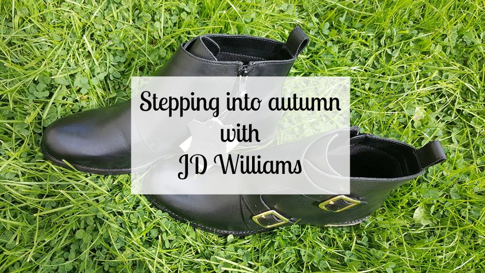 Stepping into autumn with JD Williams review - NSIWE