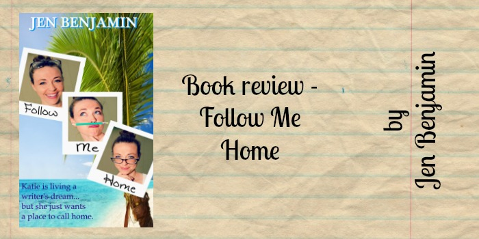 Follow Me Home by Jen Benjamin book review
