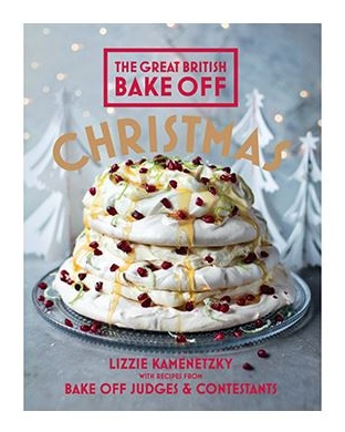 The Great British Bake Off - Christmas recipe book from The Works