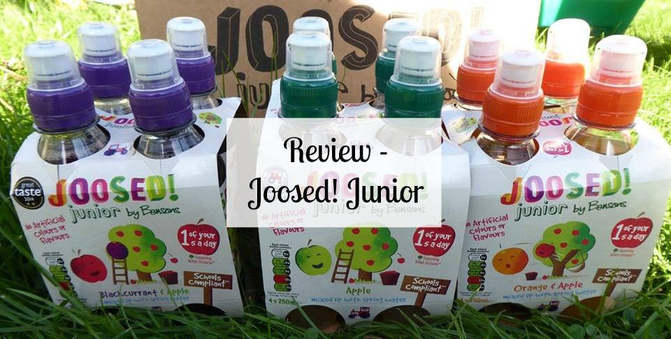 Joosed Junior review