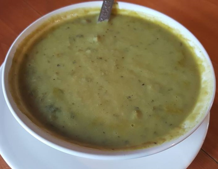 IAM SOUPER Supergreens soup