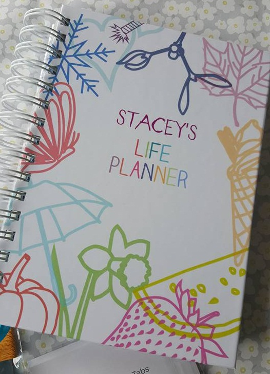 Unique Planners by Pirongs review - front cover