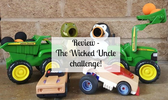 Wicked Uncle challenge review