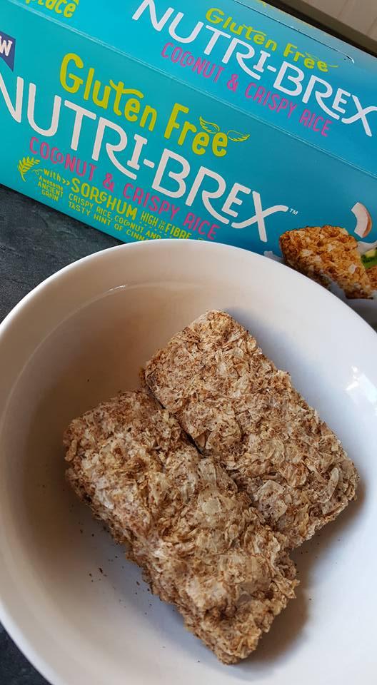 Nutri Brex Coconut & Crispy Rice