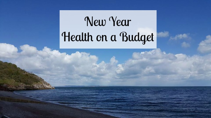 New Year Health on a Budget