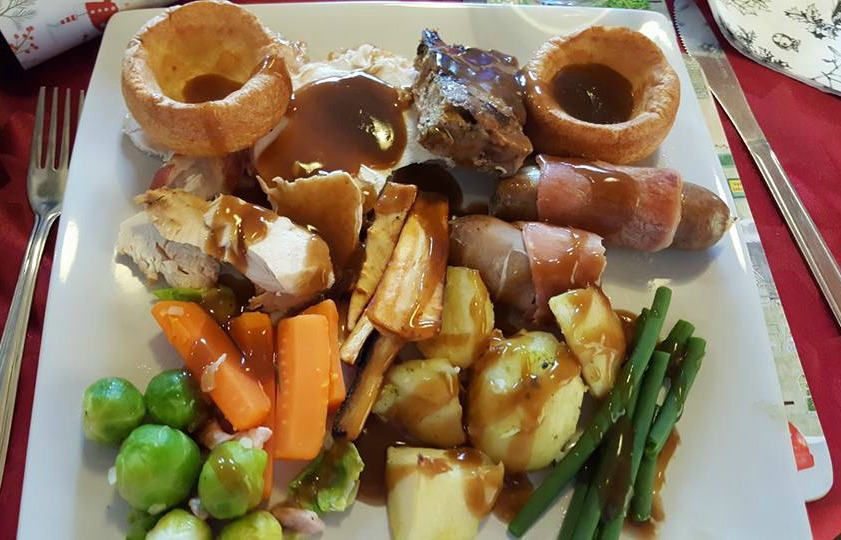 Our favourite five - Christmas dinner