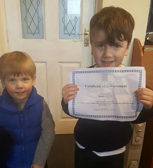 Jacob's certificate