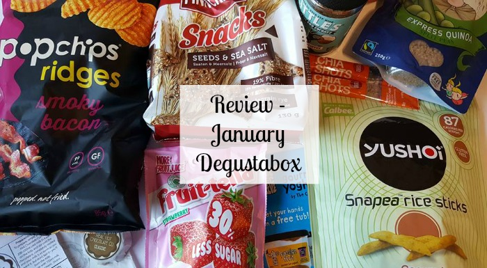 January Degustabox
