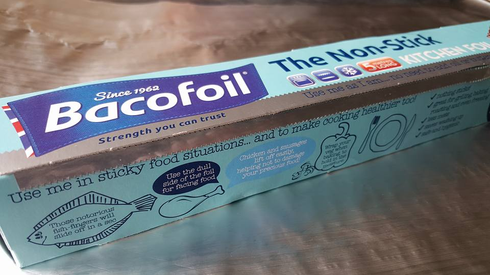 Bacofoil non-stick foil