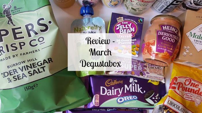 March Degustabox