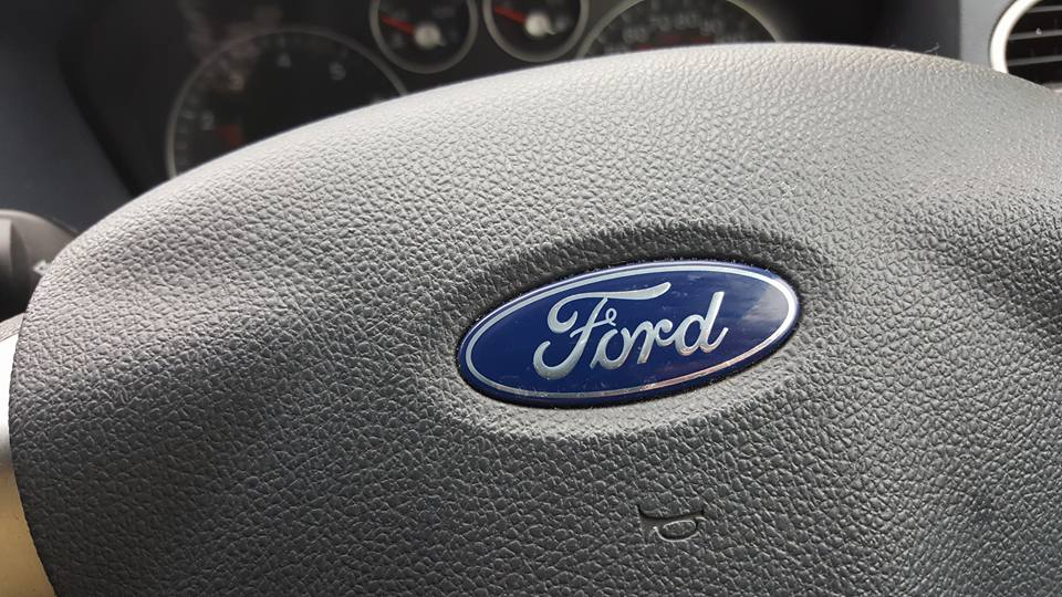 Ford badge -Ossett Tyre House MOT-