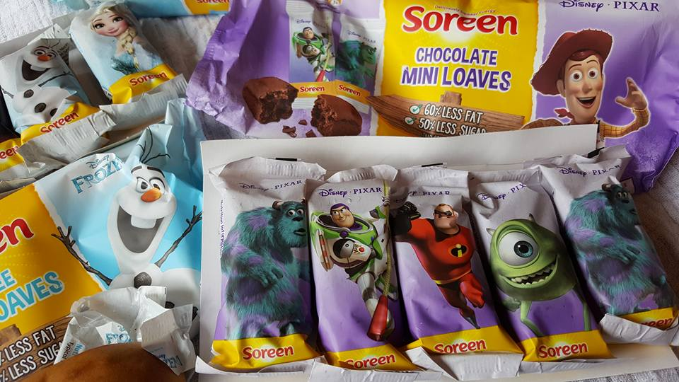May faves - Disney Soreen