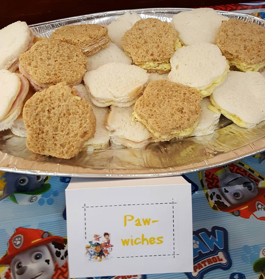 Paw-wiches