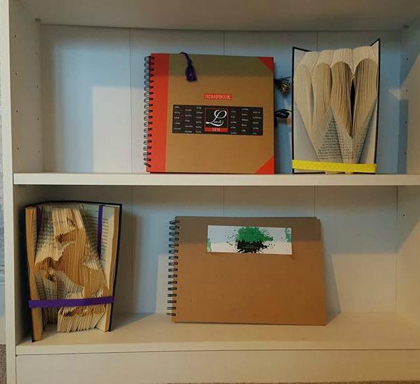 Book case 2