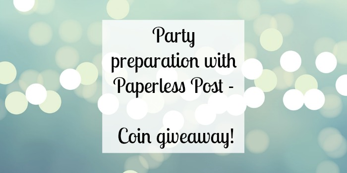Paperless Post coin giveaway