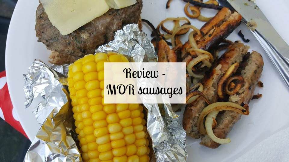 Review - MOR sausages