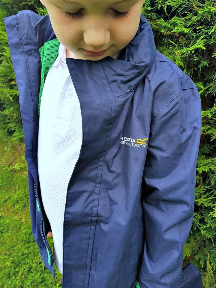Regatta greenhill waterproof jacket