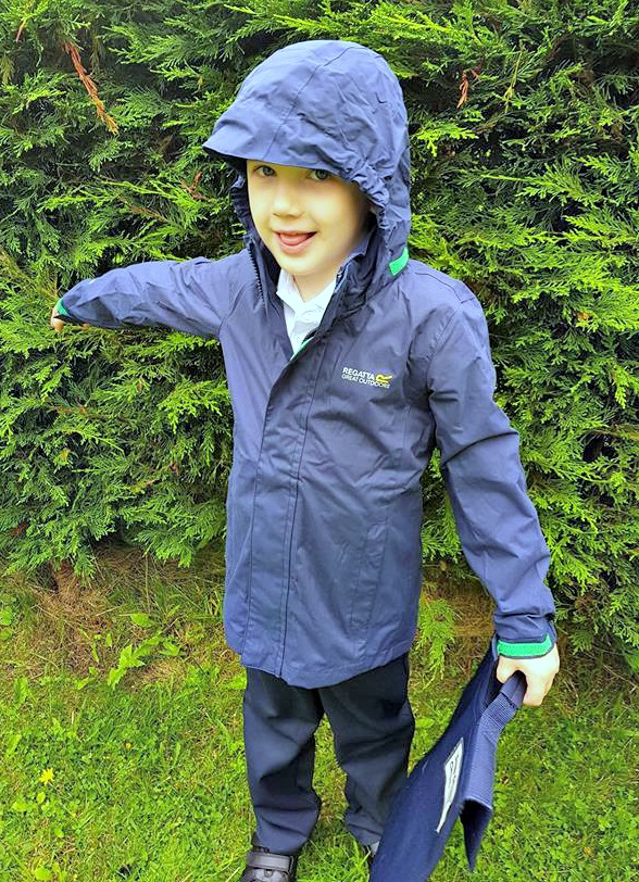 Regatta greenhill waterproof jacket