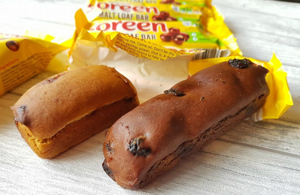 Soreen malt loaf bars