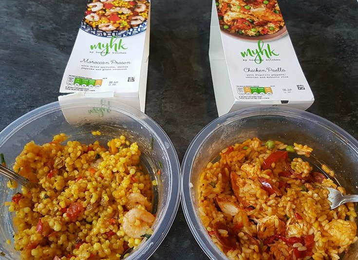 myhk moroccan prawn and chicken paella