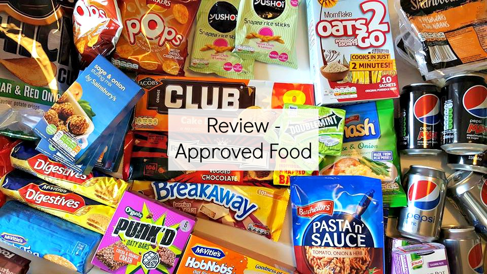 Approved Food review
