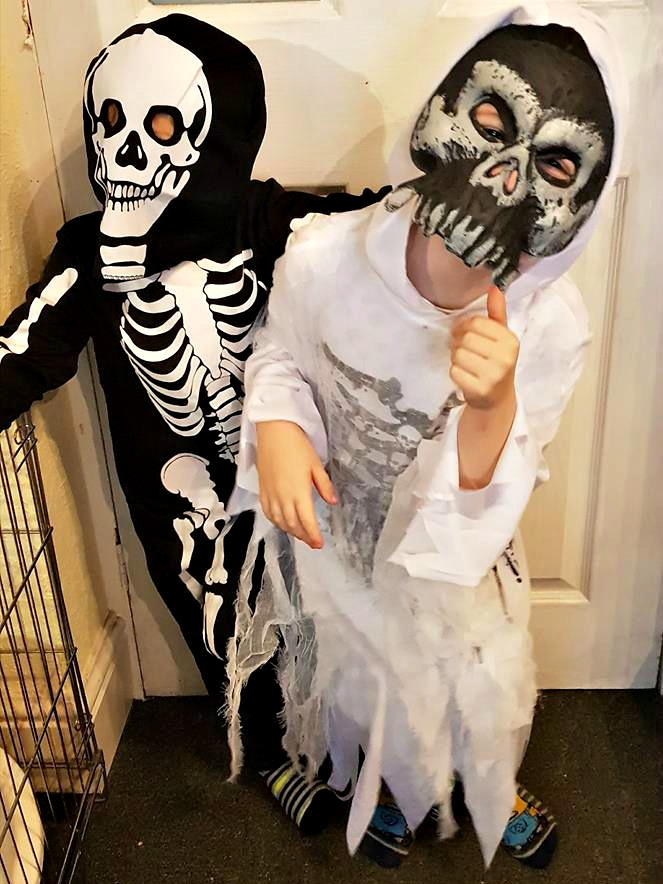 Halloween dress up, ghost fancy dress, skeleton fancy dress, fancy dress, Halloween fancy dress