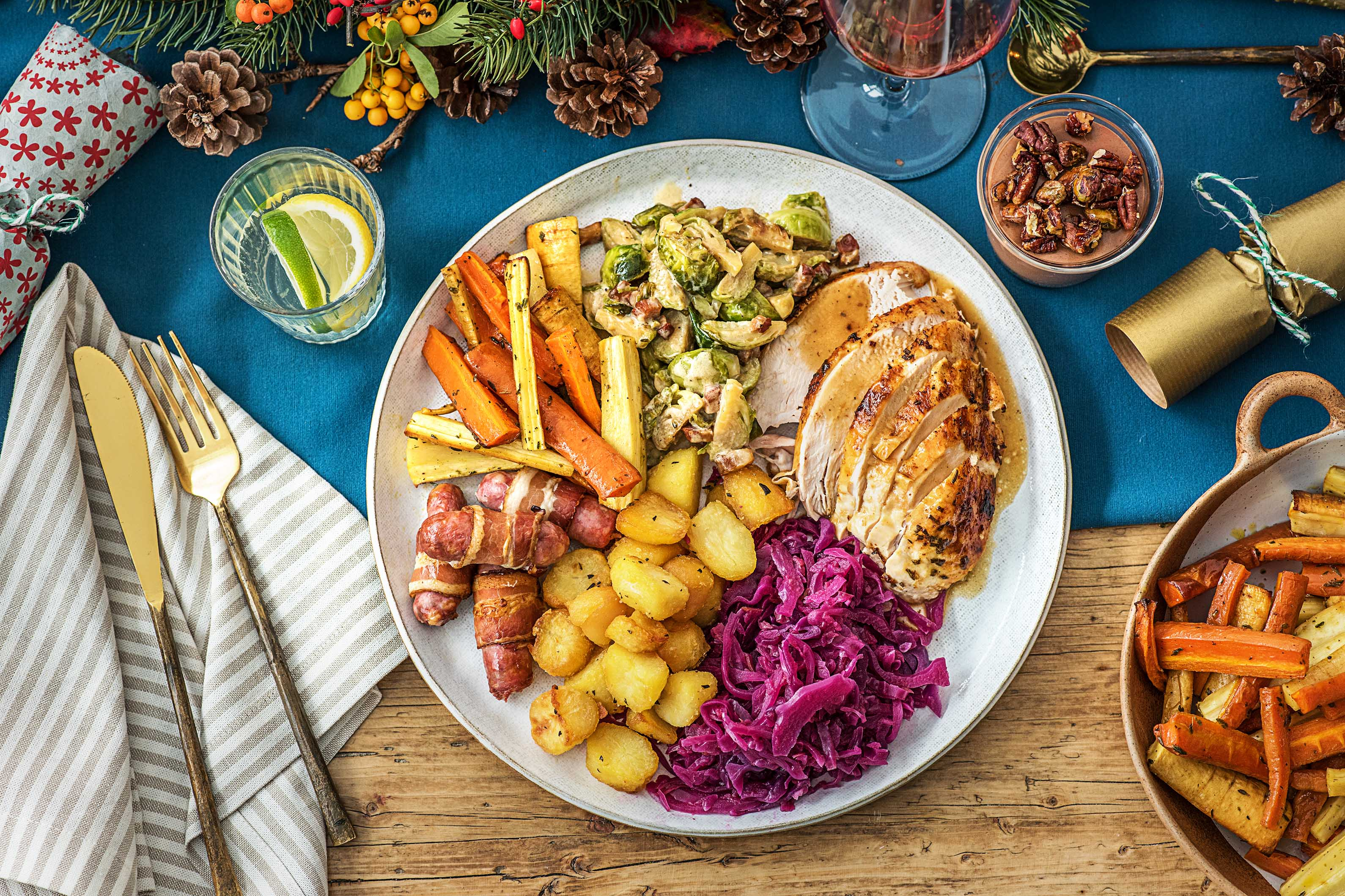 HelloFresh Ultimate Christmas Dinner