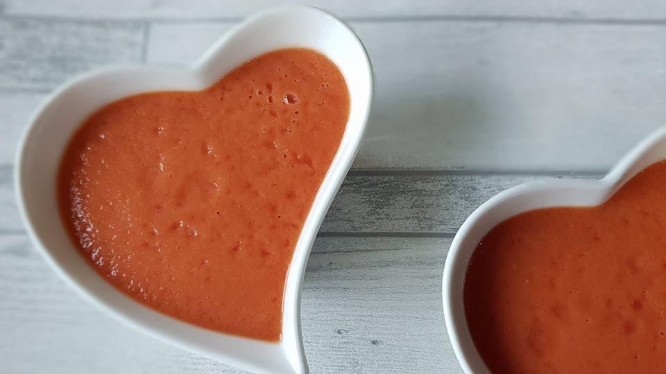 Tasty tomato soup 2