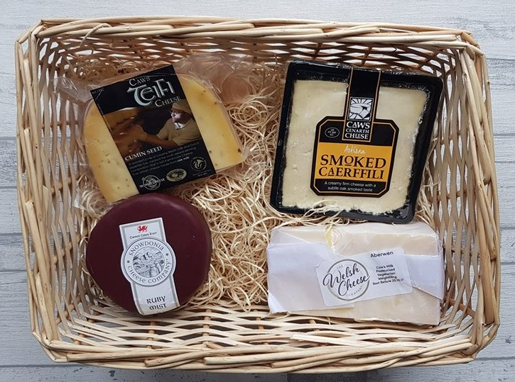The Welsh Cheese Company Clwb Caws