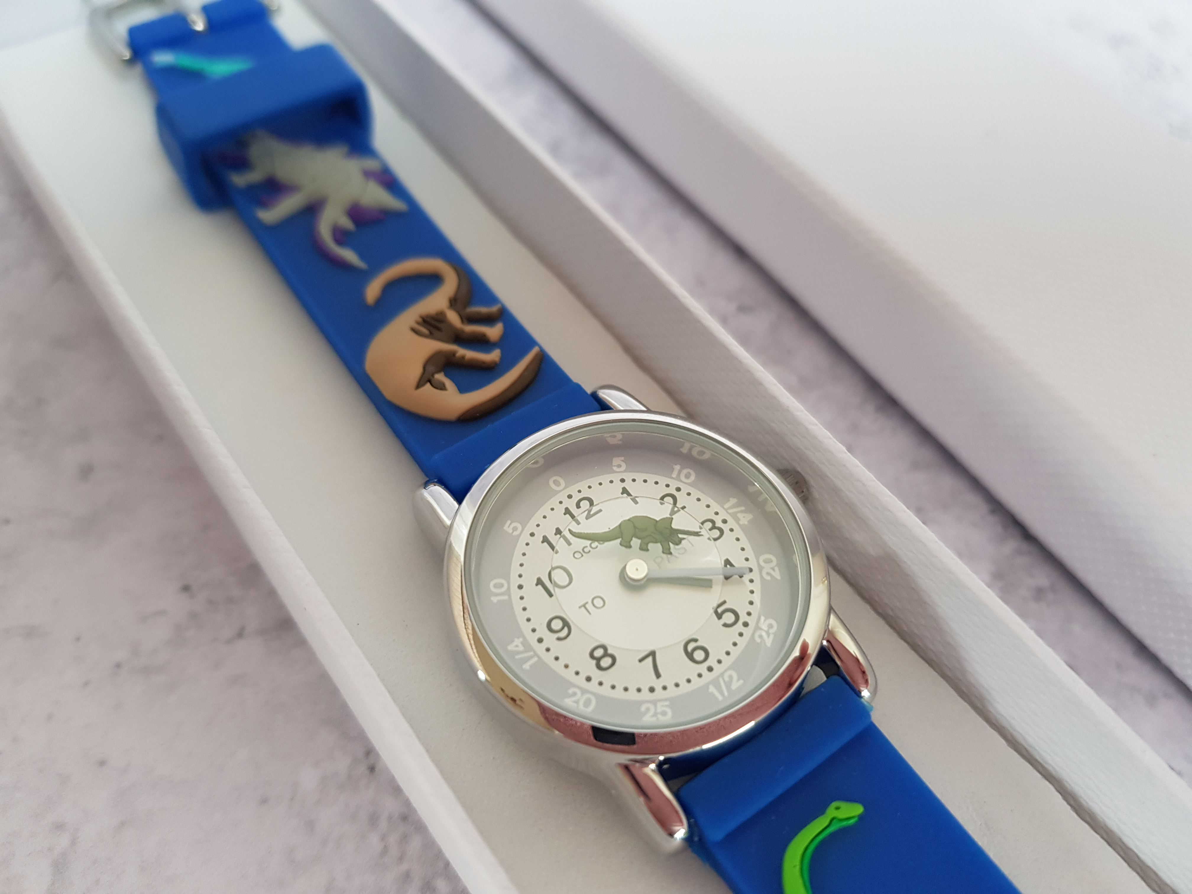 Giftpup personalised watch
