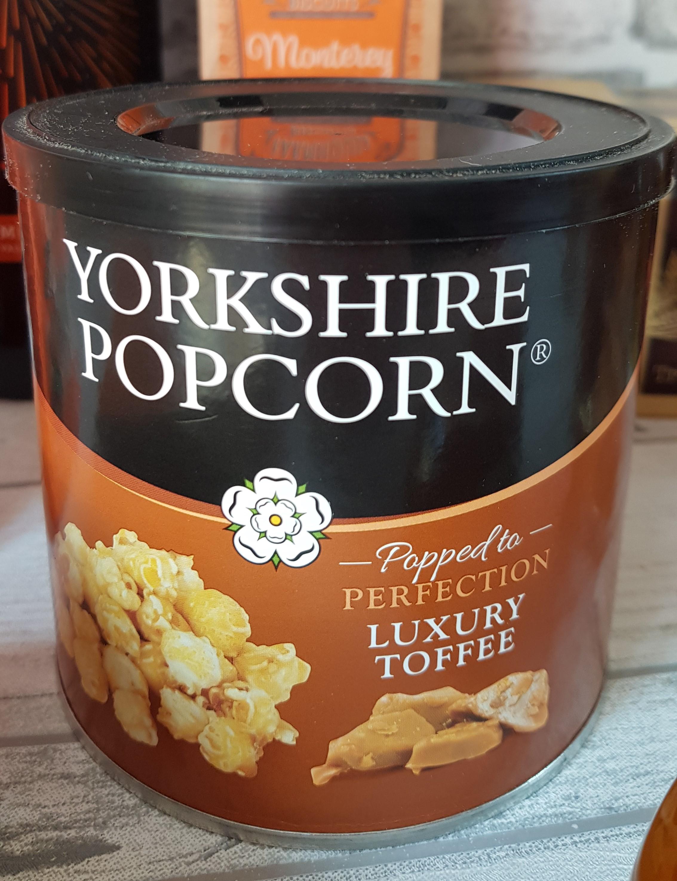 Prestige Hampers popcorn