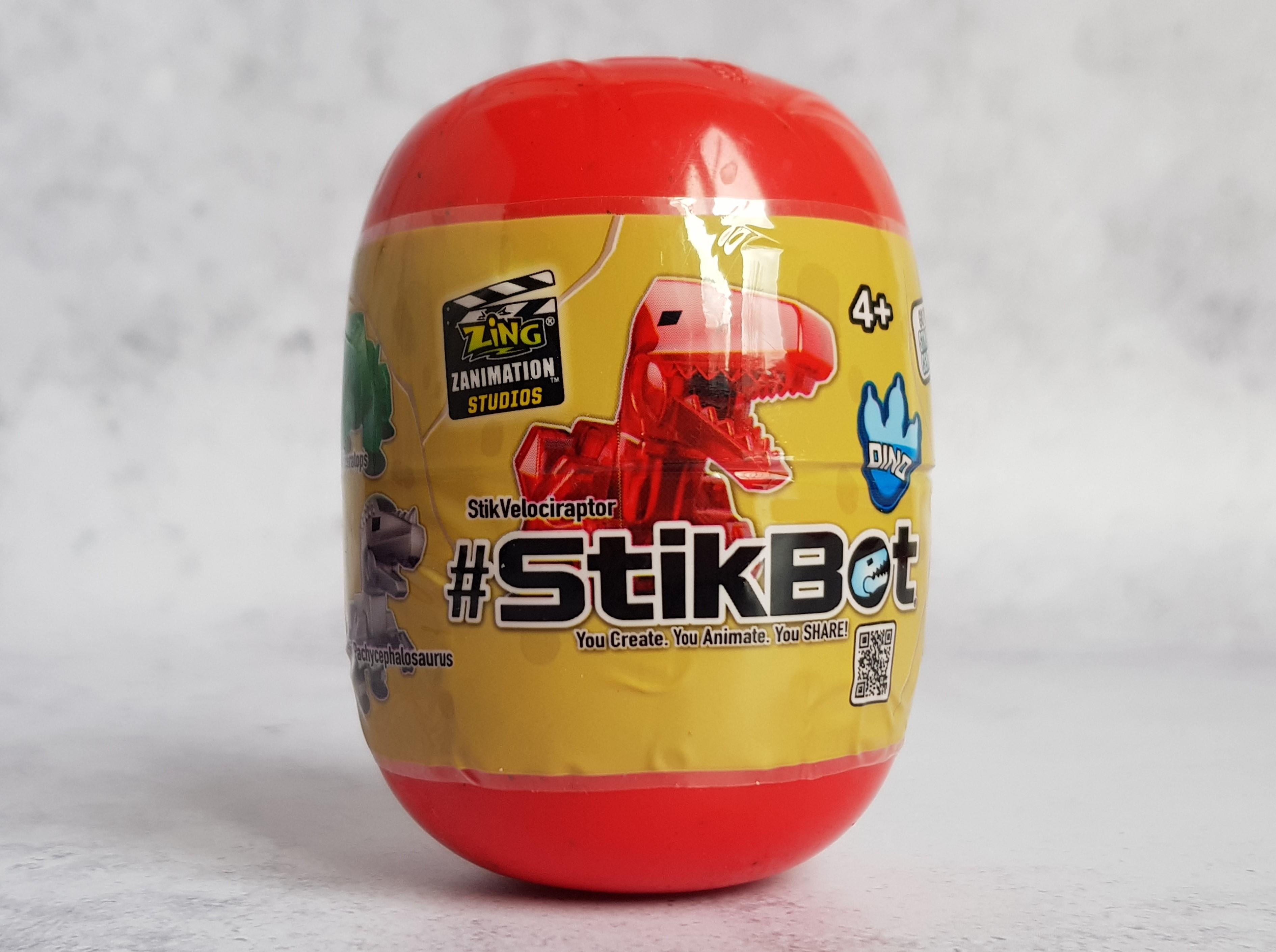 Stikbot egg