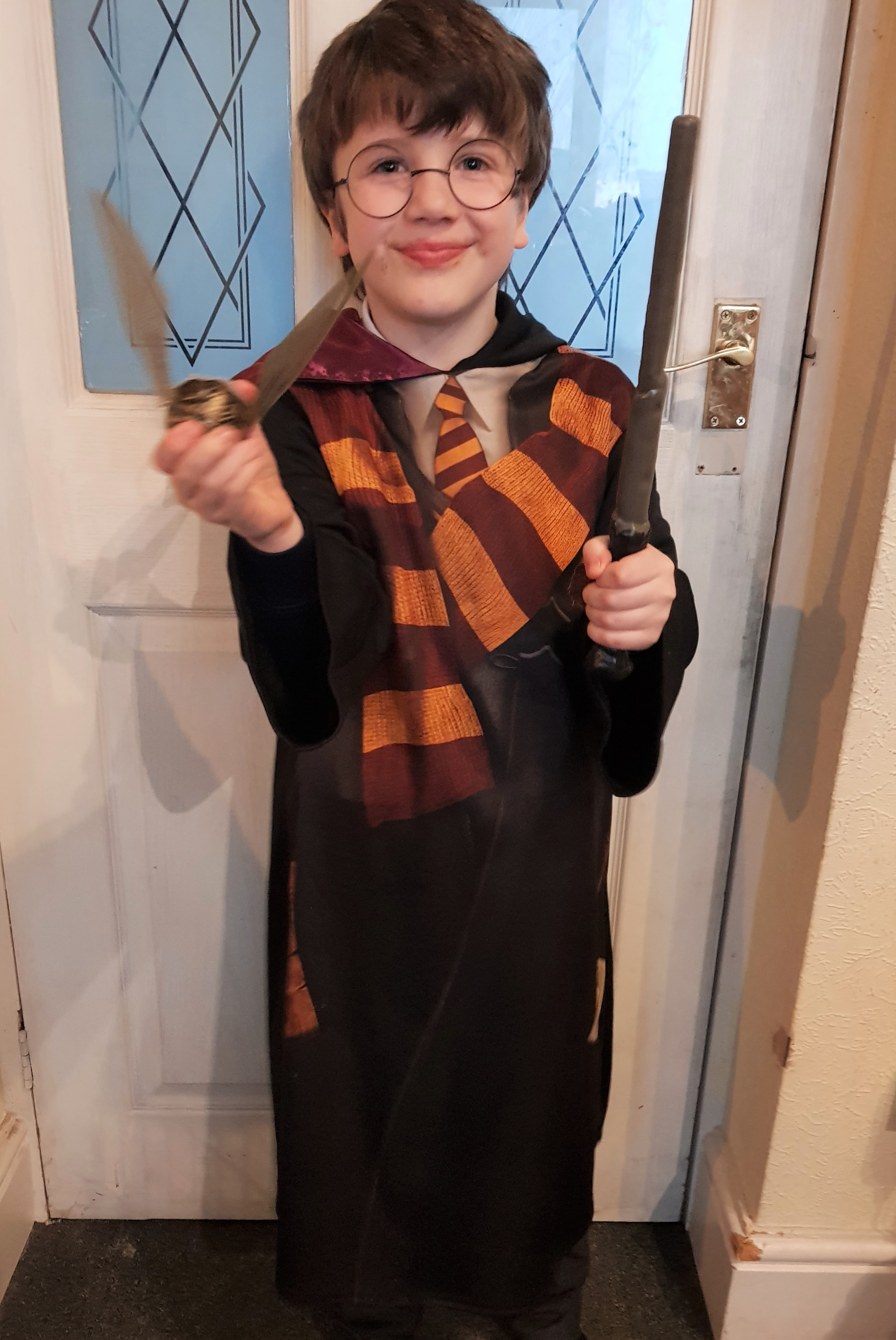 Harry Potter party robe