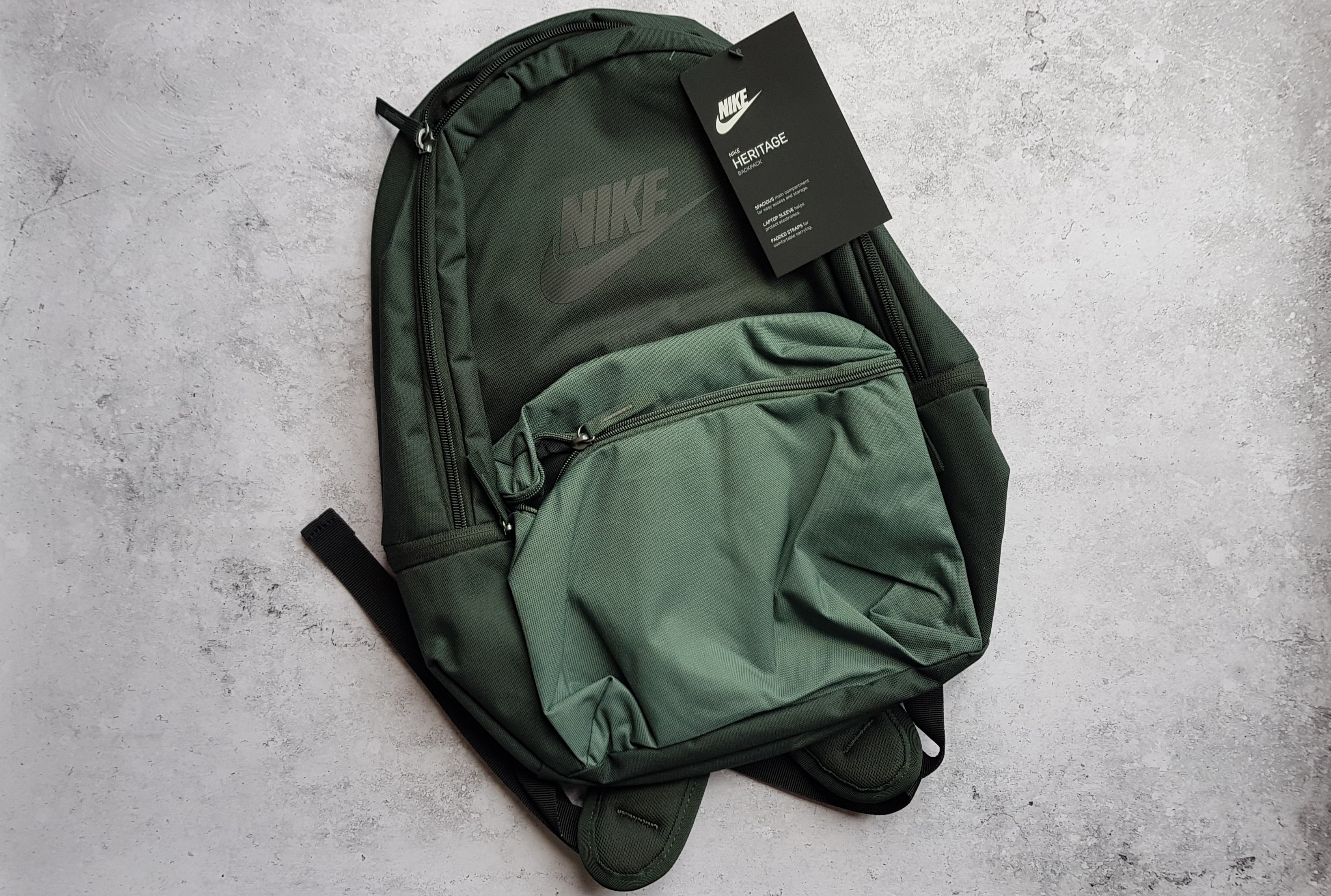 Mainline Menswear Nike Heritage backpack