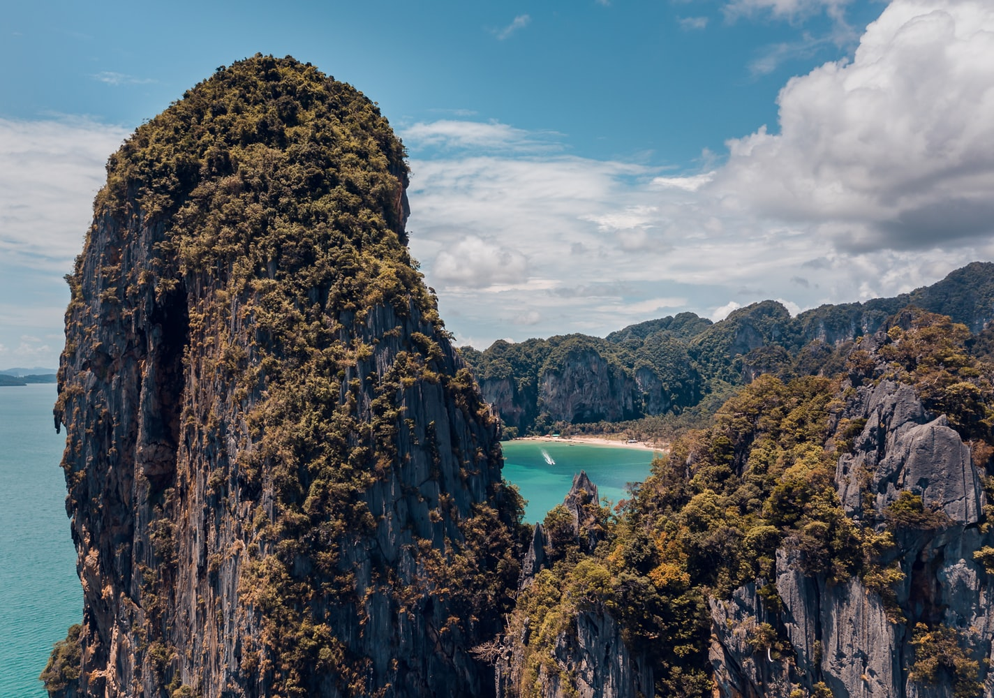 Thailand bay